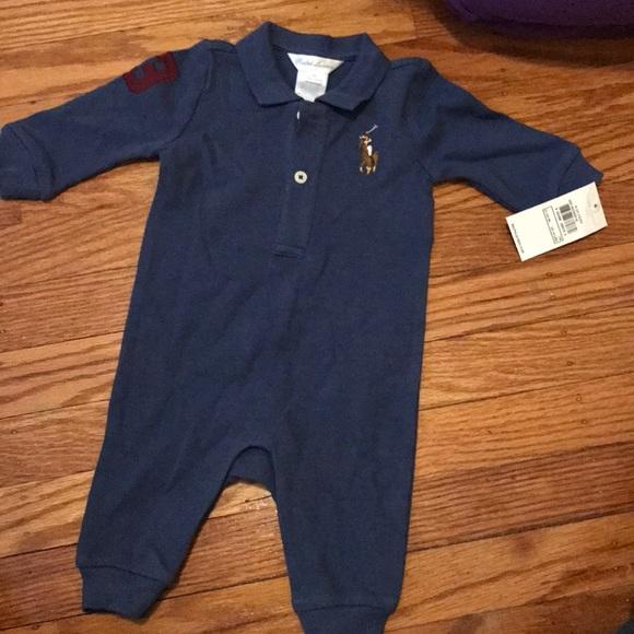 63c458ac Ralph Lauren Newborn Boy Layette NWT